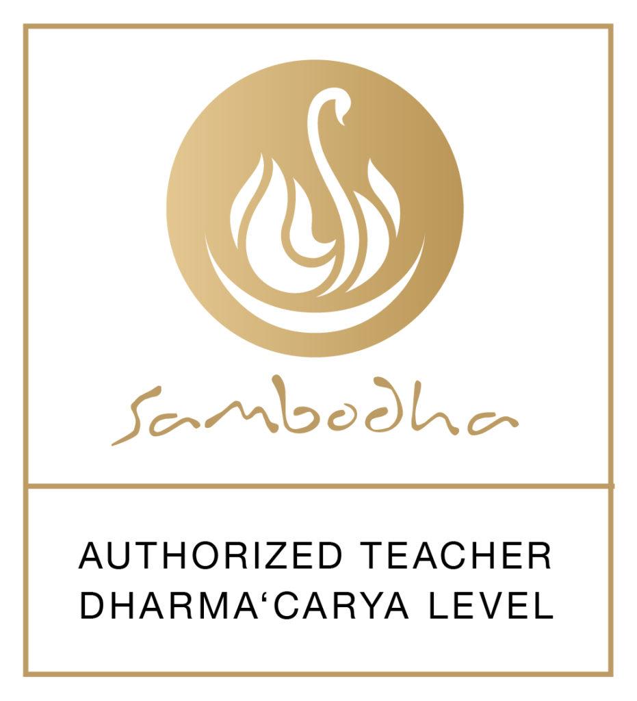 Logo sambodha